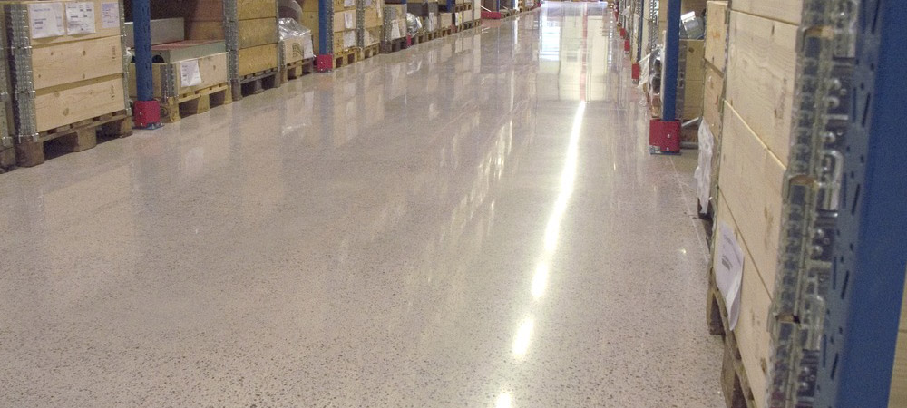 polished concrete wexford